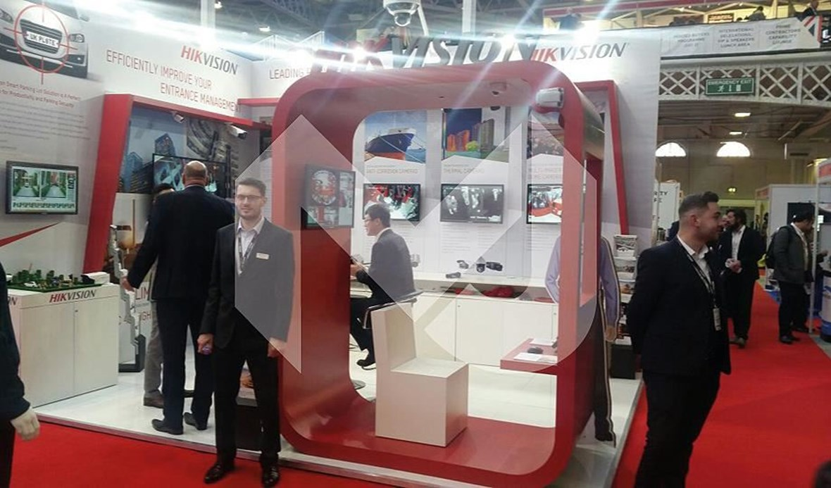 Hikvision - UK Security Expo