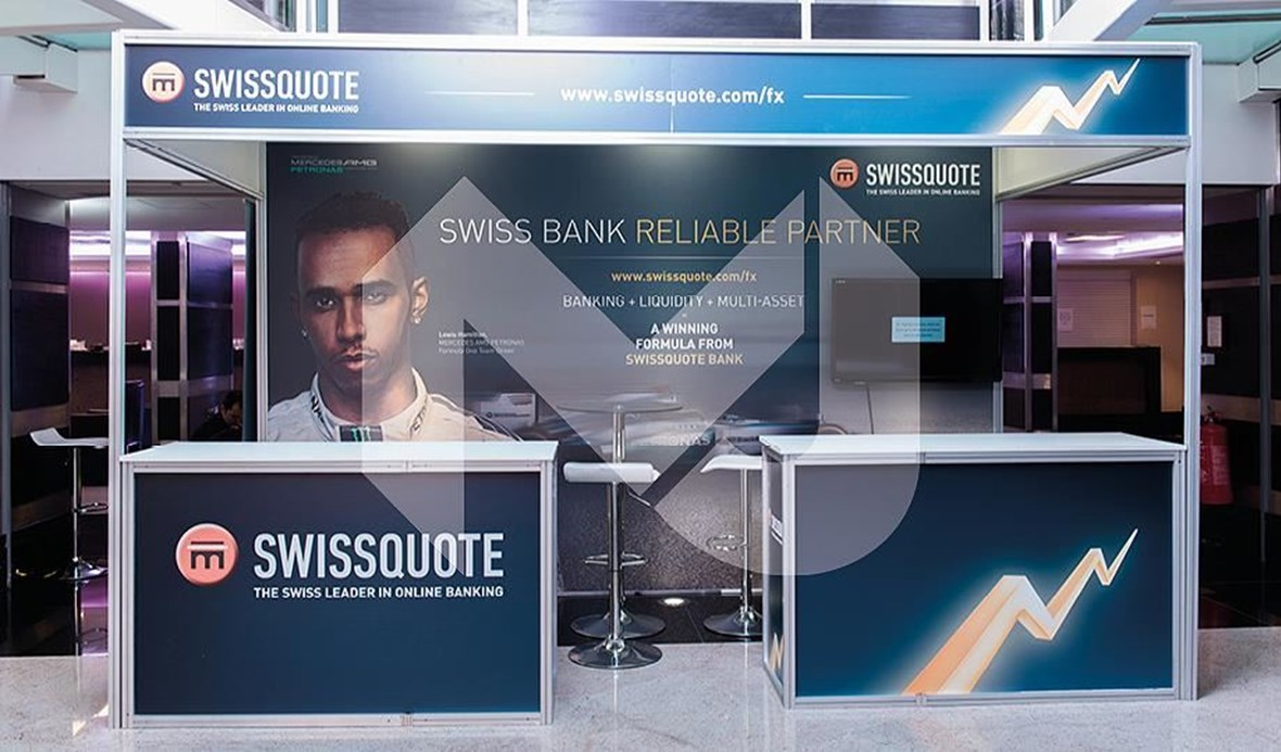 SwissQuote - The UK Investor Show alternative