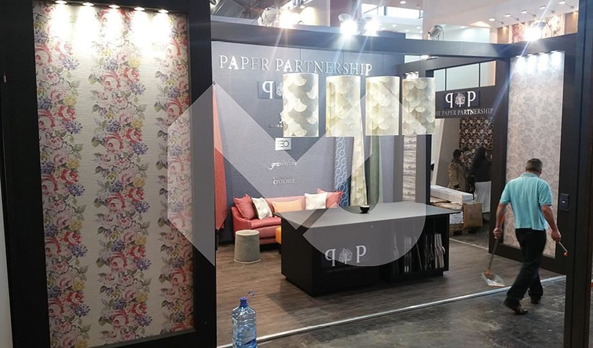 The Paper Partnership - Heimtextil Frankfurt