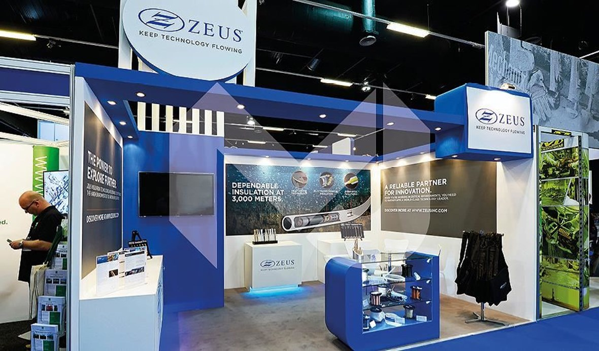 Zeus Industrial Products - SPE Offshore Aberdeen